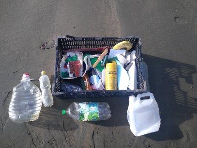 En 1/2 heure sur la plage de Curu